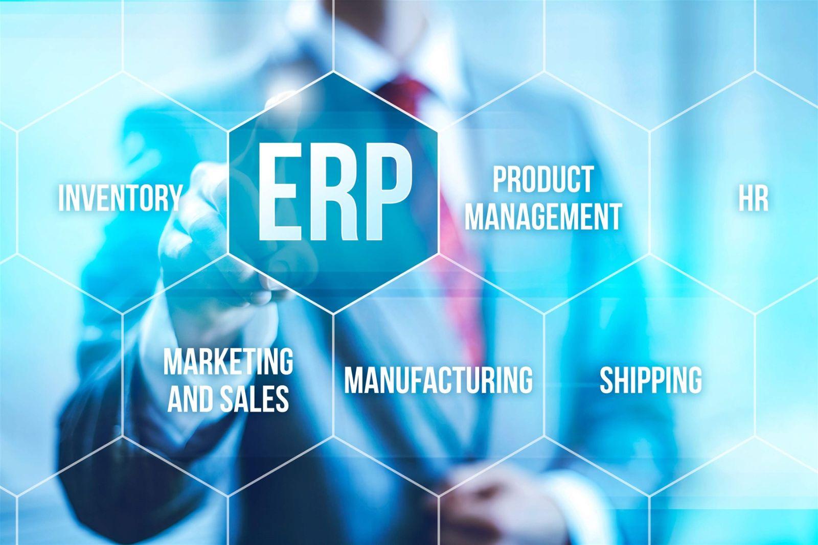 Kết quả hình ảnh cho Vai trò của hệ thống ERP trong quản trị doanh nghiệp